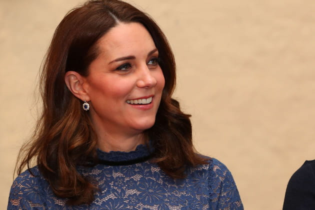 Kate Middleton : le brushing glamour