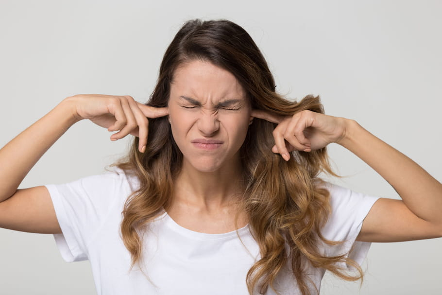 Hyperacousie: cause, test, traitement, guérison