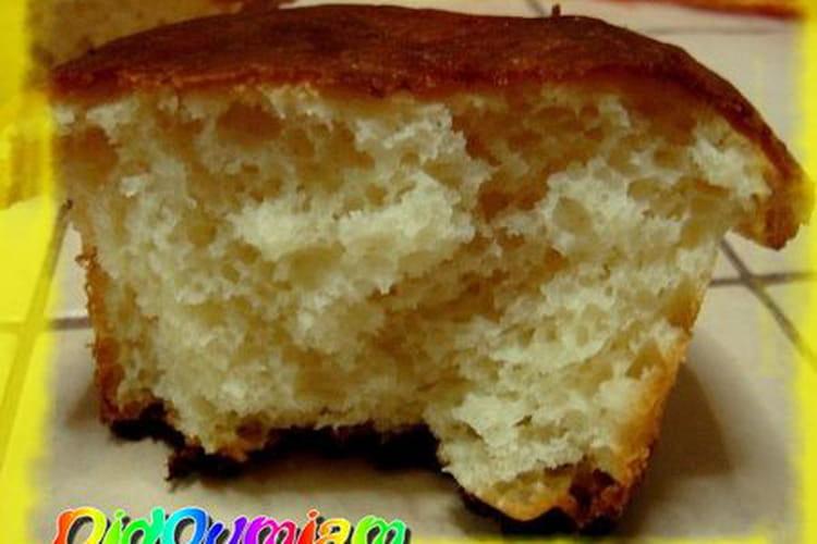 Mini muffins à la Vache qui rit au parfum de rose