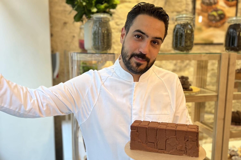 Jeffrey Cagnesa ouvert sa pâtisserie chocolaterie