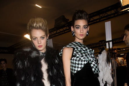 Giorgio Armani Prive (Backstage) - photo 3