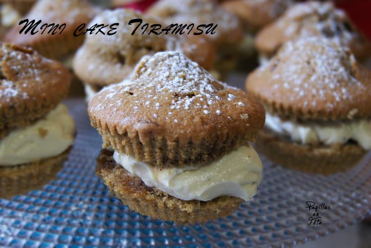 Mini Cakes Tiramisu