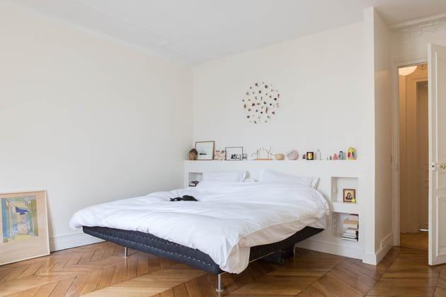 Une chambre dénudée