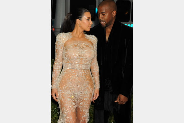 Kanye West et Kim Kardashian: 12millions d'euros