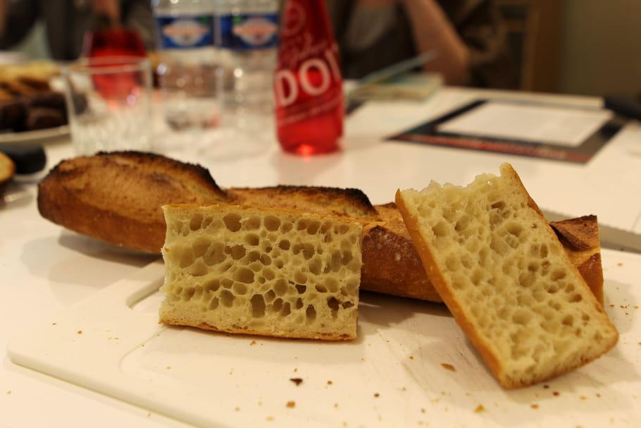 """Dégustation du pain : toutes les """"ficelles"""" de Steven Kaplan"""