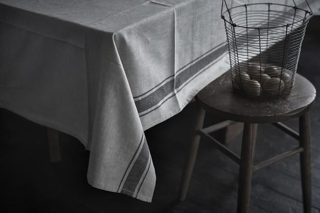 Nappe en lin et coton IKEA