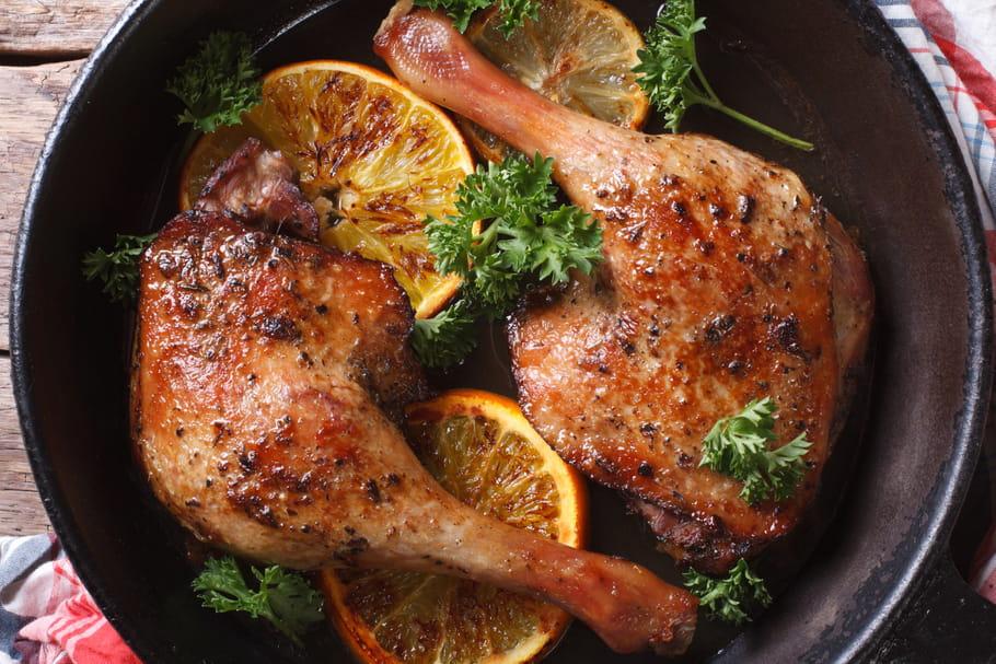 Quelle cuisson du poulet selon les morceaux ?