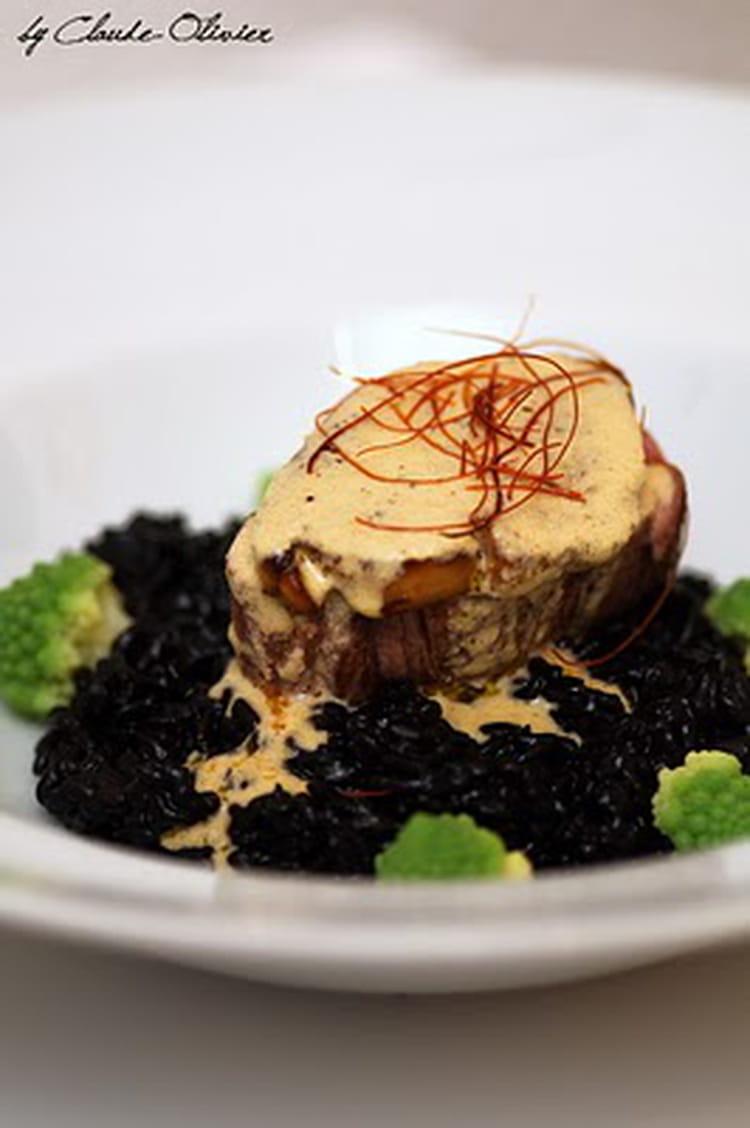 Filet de b uf angus sauce au foie gras - Cuisiner le foie de boeuf ...
