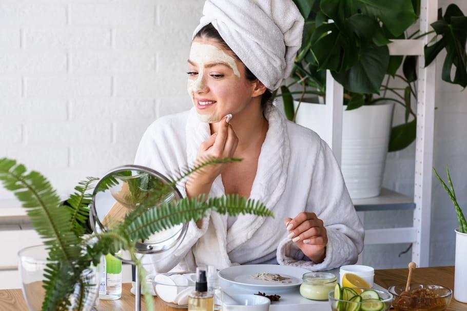 10recettes de cosmétiques naturelles pour prendre soin de sa peau