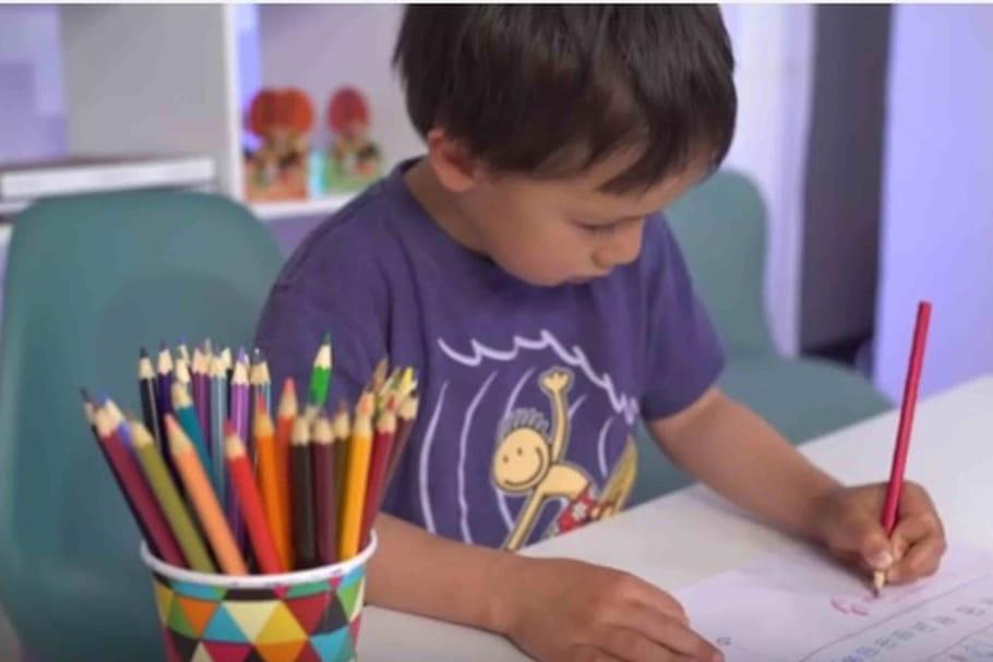 VIDEO - Lorsque les enfants dessinent leur Papa