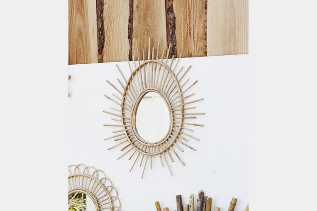 Un miroir soleil