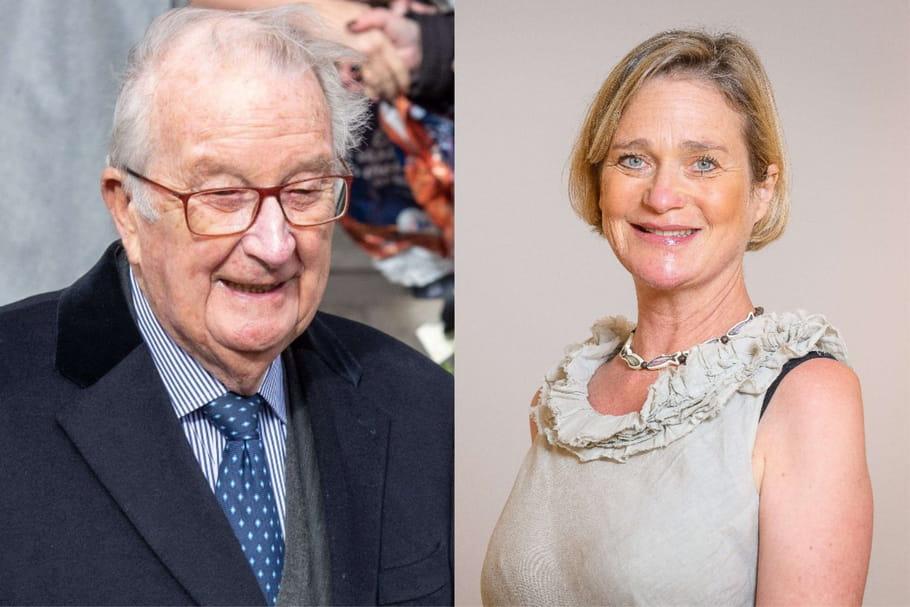 Roi Albert II de Belgique: son fol amour avec la mère de Delphine Boël
