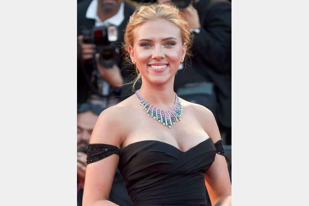 Scarlett Johansson, actrice