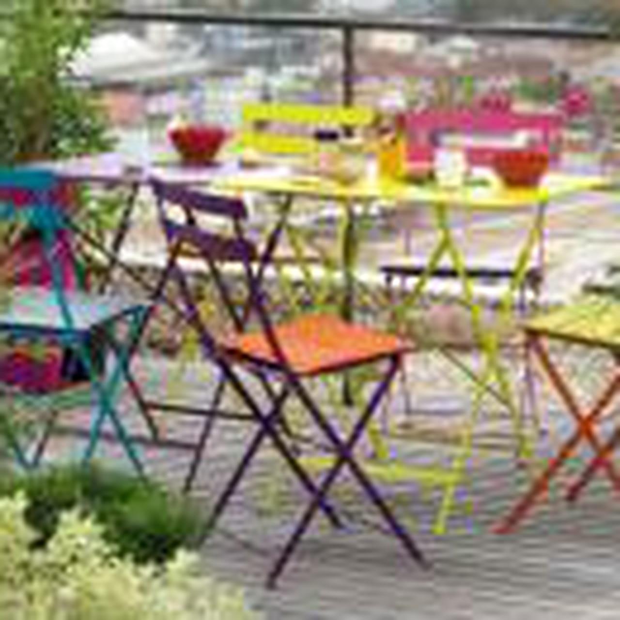 Mobilier De Botanic Fermob Chez Jardin Bistro 35ALj4R