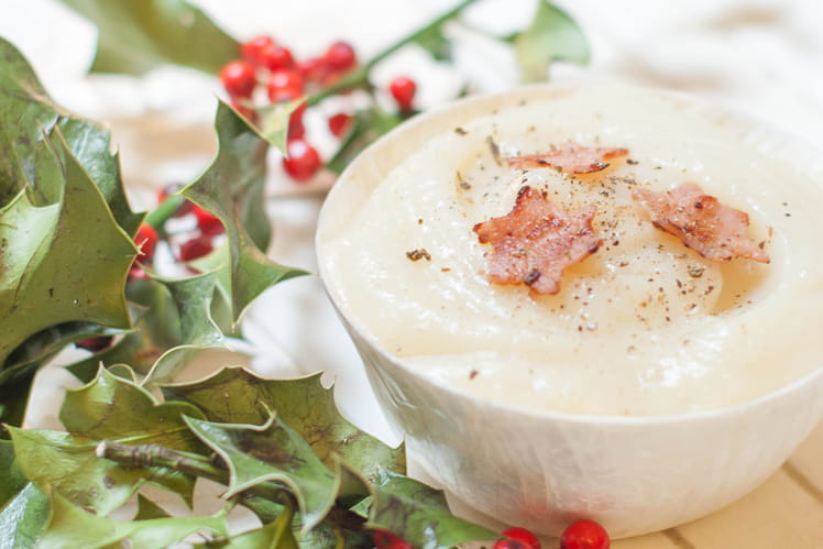 Recette de pur e de topinambours et panais la recette facile - Cuisiner des topinambours ...