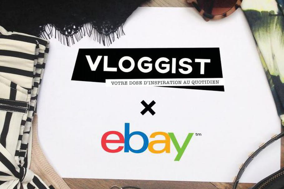 Ebay et les égéries de Vloggist font du tri dans votre dressing