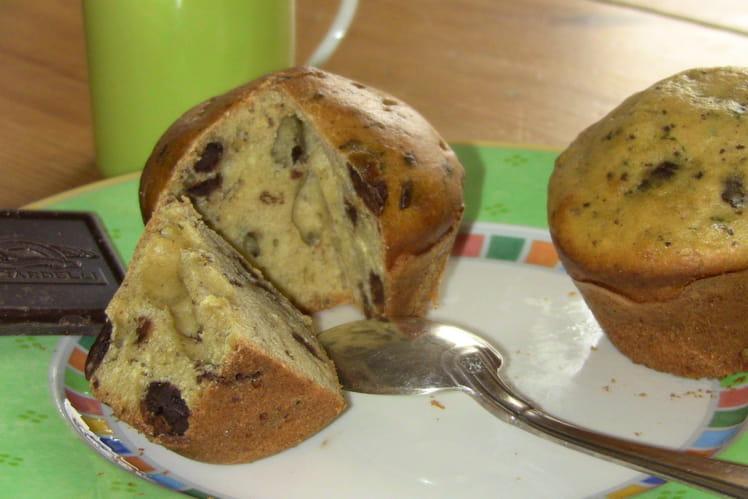 Muffins chocomint