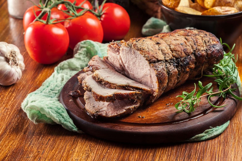 Quelle cuisson pour un rosbeef?
