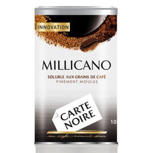 café soluble millicano