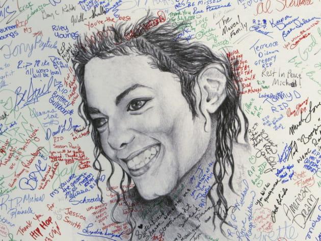 Mort Michael Jackson hommage