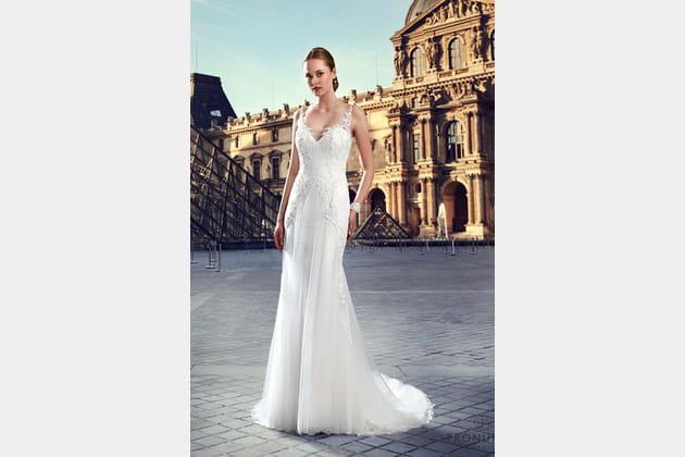 Robe de mariée Olympiade, Pronuptia