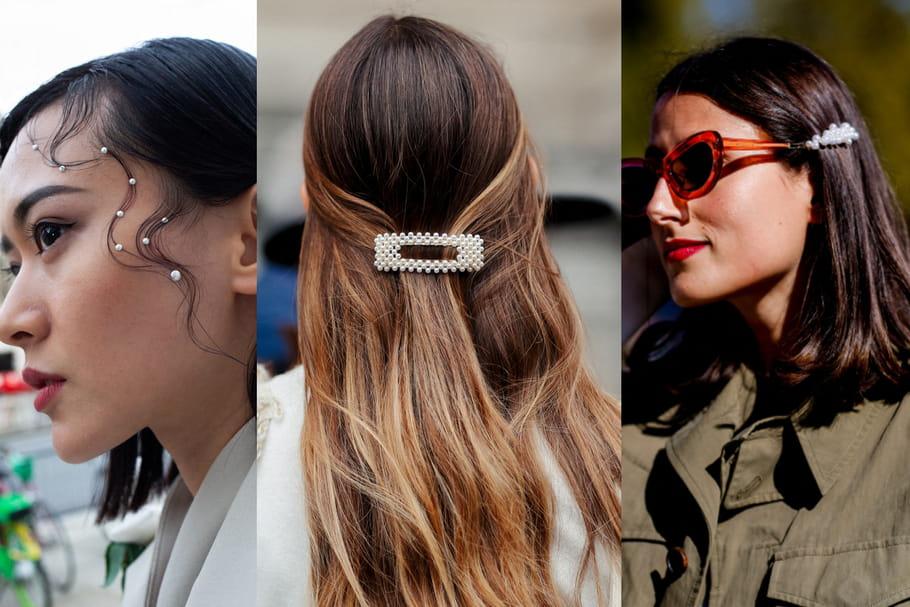 Comment porter les perles dans les cheveux avec style?
