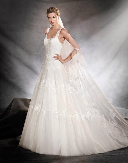 Robe de mariée Olesia, Pronovias