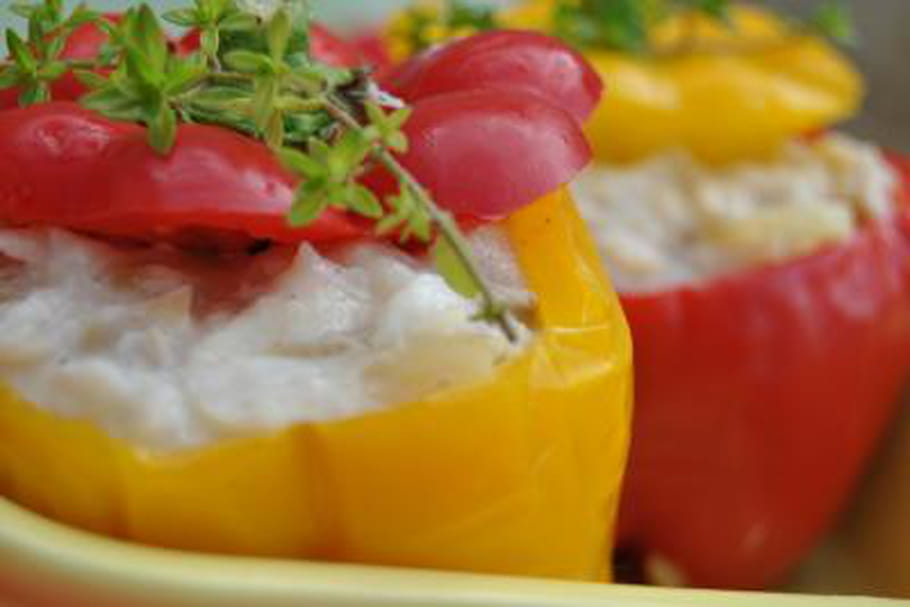 Comment rendre poivrons digestes
