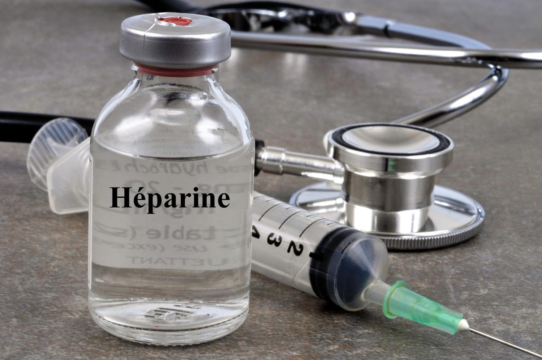 Héparine: définition, indication, posologie