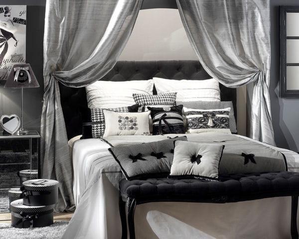 Chambre mademoiselle de maisons du monde for Chambre vintage maison du monde