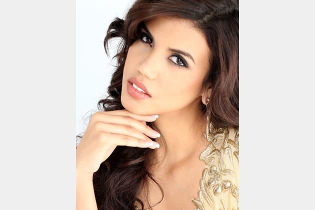 Miss Equateur, Francesca Cipriani