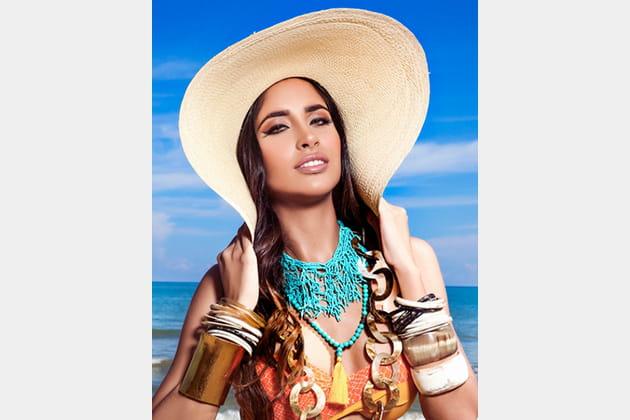 Miss Porto Rico, Catalina Morales