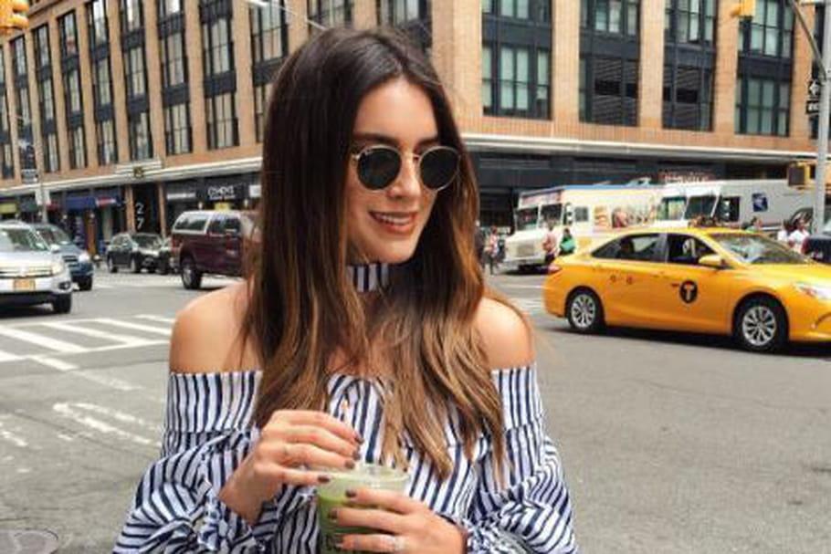 """Le look blogueuse de la semaine : Brittany de """"Thrifts and Threads"""" en mode rentrée"""