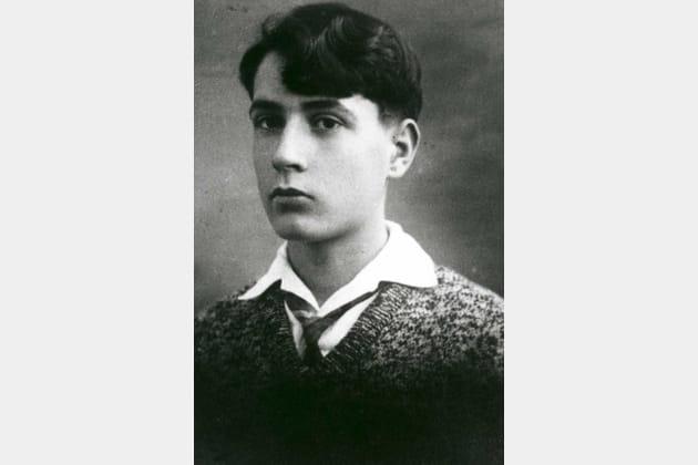 Portrait de François Mitterrand adolescent - 1929