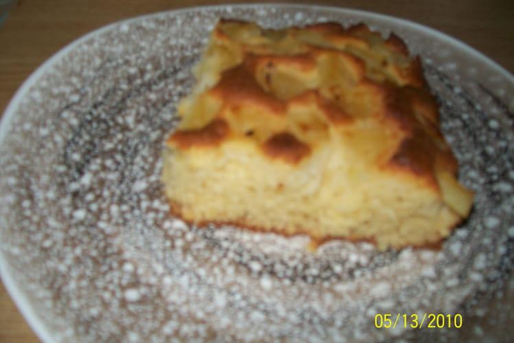 Gâteau à l'ananas économique