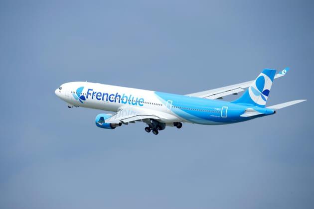 Informations pratiques vols French Blue