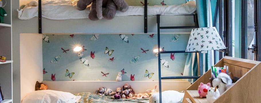 chambre d'enfant : idées déco, couleurs, conseils, astuces d ... - Comment Decorer Une Chambre D Enfant