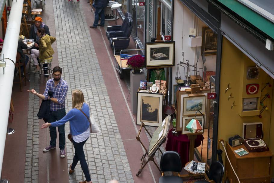 Les Printemps de Dauphine fait place à l'art aux puces de Saint-Ouen