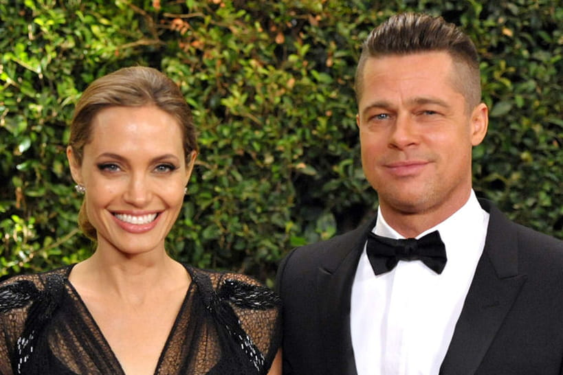 Brad Pitt et Angelina Jolie : leurs cadeaux