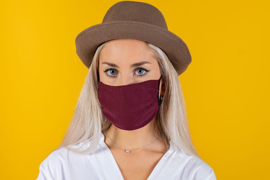 Masque de catégorie 1: tissu, UNS1, AFNOR, jetable, achat