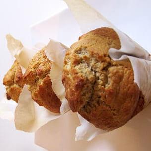 muffins légers et sans gluten