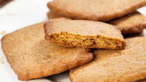 Des biscuits bons pour la réinsertion