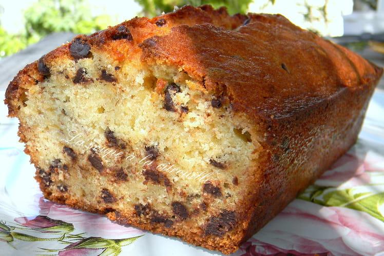 Cake à la banane - Banana loaf
