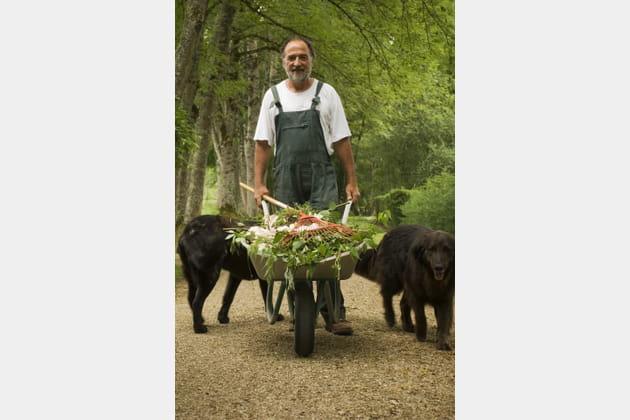 Jean, le jardinier
