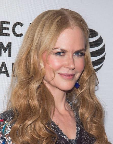 Les boucles rousses de Nicole Kidman