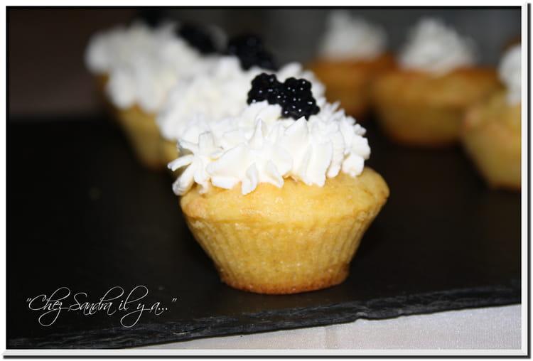 Recette De Mini Cupcake Salé Au Saumon Fumé La Recette Facile