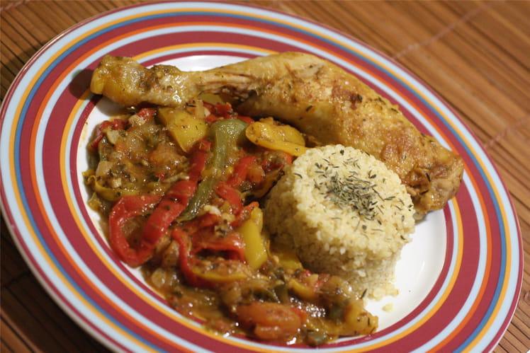 Poulet basquaise : la meilleure recette