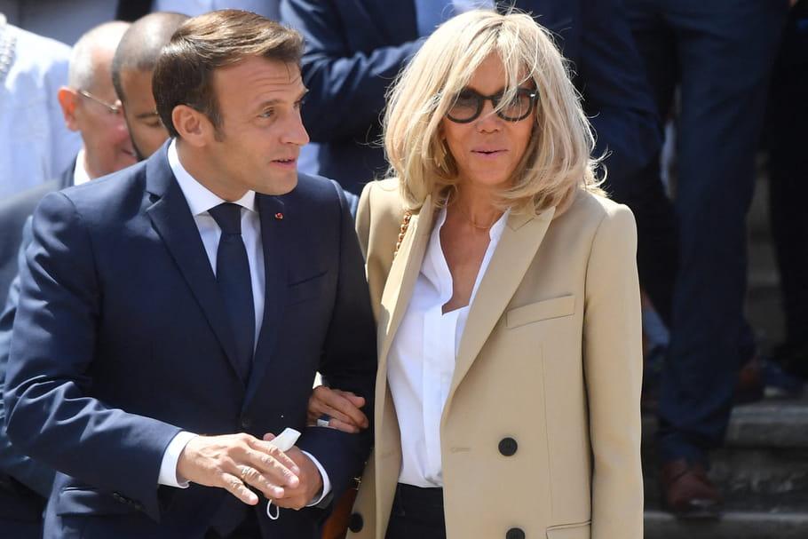 Brigitte Macron: vacances d'été et émouvantes retrouvailles en famille