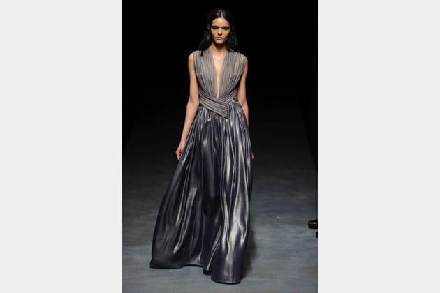 Défilé Yiquing Yin haute couture
