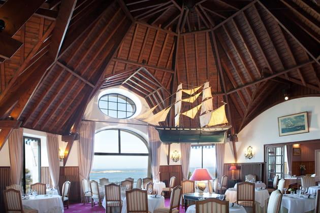 Restaurant du Manoir de Lan Kerellec